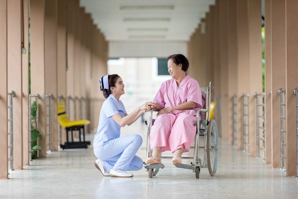 patient-fokuseret pleje