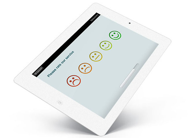 survey app til ipad